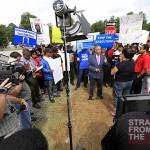 Al Sharpton Troy Davis 2