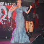 Amber Rose Ghana 2