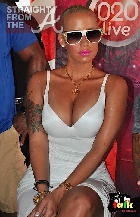 Amber Rose Ghana 3
