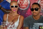Amber Rose Trey Songz Ghana1