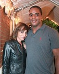 Jasmine Guy and Date