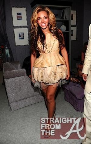Beyonce Vera Wang