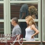 "Boo'd Up: Beyonce, Jay-Z & Baby Bump Makes Three + Bey ""Hates"" Jay's Scent… [PHOTOS]"