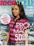 Ciara Teen Vogue April 2005