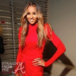 Oh No! Ciara Gets Phone Jacked + Rocks Red For Teen Vogue… [PHOTOS]