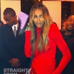Ciara in Red 4