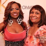 Kandi Burruss & Mother Joyce
