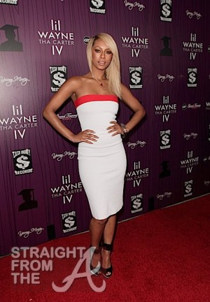 Keri Hilson on August 28, 2011 in Los Angeles, California.
