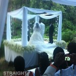Keyshia Cole Wedding 1