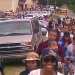 Killer Mike Troy Davis Protest 1