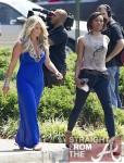 Kim Zolciak Cyntia Bailey 3