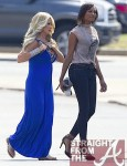 Kim Zolciak Cyntia Bailey 8
