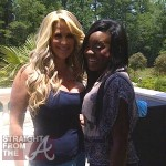 They Say: Kim Zolciak Kicked Sweetie Hughes to the Curb…