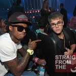 Lil Wayne Ain't the Only One Wearing Women's Britches… Ask Justin Beiber! [PHOTO]