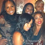 NeNe Leakes, Marlo Hampton & Jennifer Williams Hit MB Fashion Week… [PHOTOS]