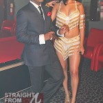 "Ne-Yo, Trey Songz & T-Pain Visit ATL Strip Club for ""The Way You Move"" Video [Behind the Scenes] PHOTOS"