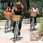 NeNe Leakes' Bike Tricks & Stunts… [PHOTOS]
