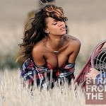 Rihanna's Topless Video Shoot Angers Irish Farmer… [PHOTOS + VIDEO]