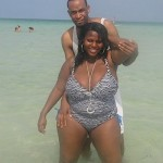 Tionna Smalls on Vacation 2010