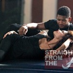 Usher Moves In on Chelsea Handler + Behind the Scenes Photos From His New Video…