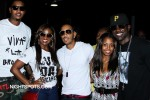 Carmelo Anthony, Meeka Claxton, Ludacris, Keyshia Pulliam, Lance Gross