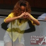"CANDIDS: Rihanna Shows LOVE From Brazil + New Song ""We Found Love"" [AUDIO]"