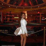 Floyd Mayweather's Fiance' Shantel Jackson Bet On Her Man & Won…  [PHOTOS]