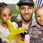 Swizz Beats and Kids