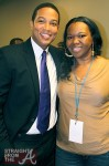 Don Lemon and Michelle Brown (ATLien)