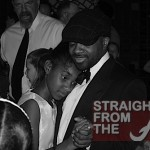 Jermaine Dupri & Daughter