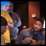 Usher & Justin Bieber Make Beautiful Christmas Music Together…  [VIDEO]