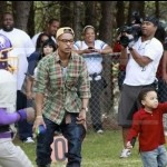Daddy's Home! T.I. Spends QT With His Kids on Camera + Tiny Rocks New Doo… [PHOTOS]