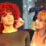 Rihanna  Madame Tussauds Wax Figure