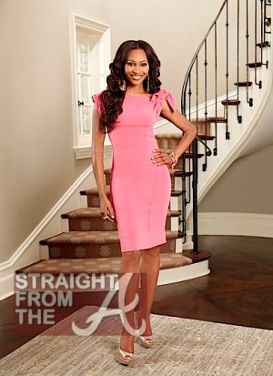 Cynthia Bailey Real Housewives of Atlanta Season 4