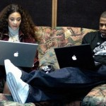 jayz beyonce laptop mac