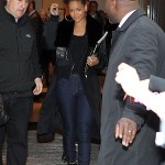 "Rihanna Revisits Chris Brown Fight in ""We Found Love"" Video + New Candids of Rih-Rih in Paris"