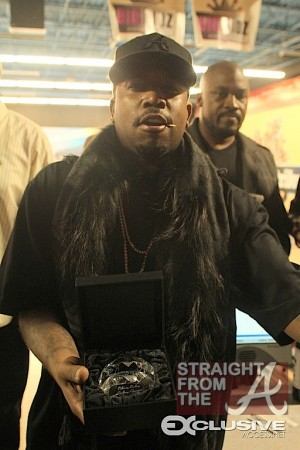 Big Boi - 2011 Winner of Ryan Cameron Celebrity Bowling Challenge