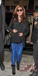 Beyonce Baby Bump NYC 112911-3
