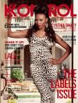 Cynthia Bailey Kontrol Magazine
