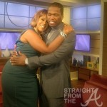 "Boo'd Up ~ Gayle King and Curtis ""50 Cent"" Jackson…  [PHOTOS]"