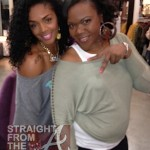 Rasheeda and Michelle Brown (ATLien)