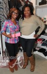 Kandi Burruss and Michelle Brown (ATLien)