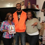 Kandi Burruss CJ (Konsole Kingz) Michelle ATLien Brown