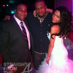 Kenan Thompson Christine Evangeline Wedding-3