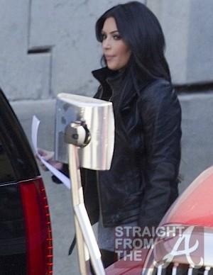 Kim Kardashian in ATLANTA 112011