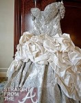 Kim Zolciak Wedding Dress 1