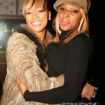 Mary J. Blige Parties with Monica, Jeezy & More at Atlanta's Luckie Lounge… [PHOTOS]