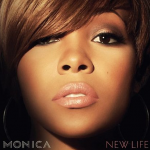 "Monica (Kinda) Responds To Pregnancy Rumors + ""NEW LIFE"" Artwork [PHOTOS]"