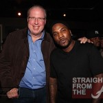 Music executive Steve Bartels and Young Jeezy