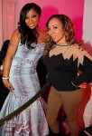 Toya Carter and Tiny